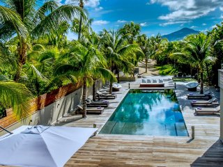 Villa K  ^ Ocean View - Located in  Fabulous Anse des Cayes with Private Pool
