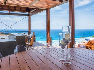 Villa La Danse Du Soleil  | Ocean View * Located in  Fabulous Deve with Private
