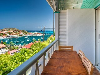 Villa Colony Club A2  # Ocean View | Located in  Magnificent Gustavia with House