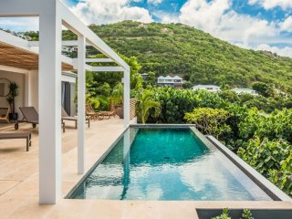 Villa Arawak  (Situated On The Hillside Of Pointe Milou. It Has A Gorgeous View