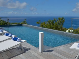 Villa Avalon  | Ocean View | Located in  Stunning Gouverneur with Private Pool