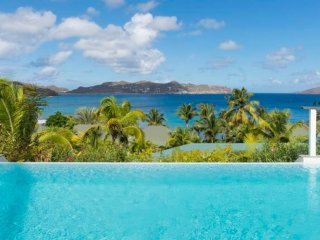 Villa Alize D'Eden  | Ocean View :: Located in  Beautiful Pointe Milou with Priv