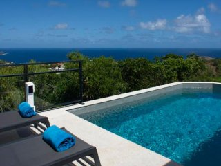 Villa Alouette  # Ocean View :: Located in  Exquisite Vitet with Private Pool