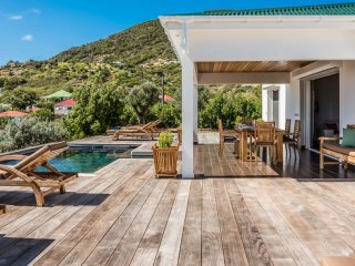 Villa Ti Chato  (Close To A Beach Access, You Can Reach The Wild Toiny Beach By