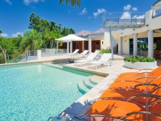 Villa Blue Palm 3 Bedroom (Villa Blue Palm Is Located In The Heart Of The Privat