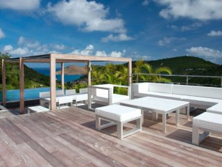 Villa Eternity  | Ocean View | Located in  Stunning Flamands with Private Pool
