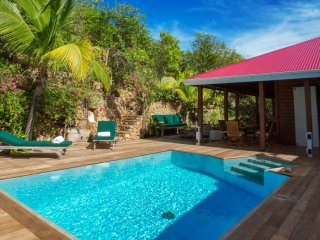 Villa Apiano Near Ocean Located in Tropical Grand Fond with Private Pool