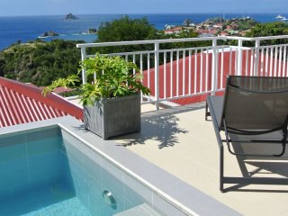 Villa Gros Ilets  ^ Ocean View | Located in  Wonderful Lurin with Private Pool