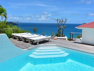 Villa Aventura  (Admire The Entire View Of Flamands Bay, The Ocean And The Islan