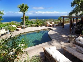 Villa Nahma 2 Bedroom ^ Ocean View :: Located in  Wonderful Vitet with Private P