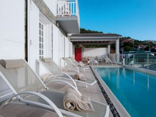 Villa Sur Le Port  | Near Ocean * Located in  Stunning Gustavia with Private Poo