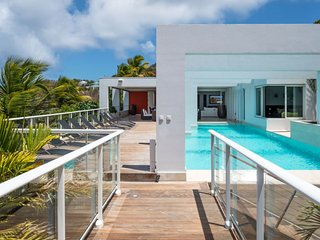 Villa Eclipse  ^ Ocean View # Located in  Magnificent Vitet with Private Pool