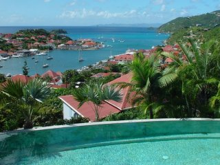 Villa Fabrizia  - Ocean View - Located in  Wonderful Gustavia with Private Pool