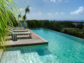Villa Bellissima - Ocean View # Located in  Tropical Gouverneur with Private Poo