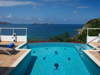 Villa Parsifal  | Ocean View :: Located in  Fabulous Pointe Milou with Private P