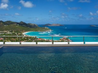 Villa West View  :: Ocean View ^ Located in  Stunning Saint Jean with Private Po