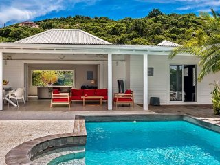Villa Ylang Ylang  ( 10 Minutes From The Capital Of Gustavia As Well As Nearby