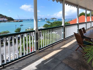 Villa Vialenc  (Located At The Entrance Of Gustavia Harbour. )