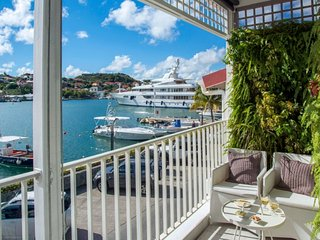 Villa Suite Harbour  - Near Ocean - Located in  Fabulous Gustavia with House Cle