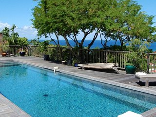 Villa Serenity # Ocean View ^ Located in  Beautiful Gustavia with Private Pool