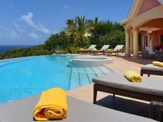 Villa Sea Bird  | Ocean View # Located in  Fabulous Mont Jean with Private Pool