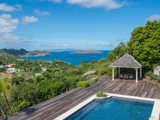 Villa La Plantation  * Ocean View :: Located in  Fabulous Salines with Private P