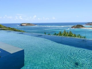 Villa Om  :: Ocean View :: Located in  Magnificent Mont Jean with Private Pool