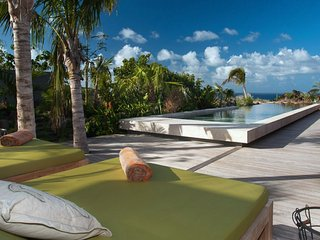 Villa Imagine  - Ocean View | Located in  Stunning Marigot with Private Pool