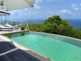 Villa Dasha  - Ocean View :: Located in  Fabulous Gouverneur with Private Pool