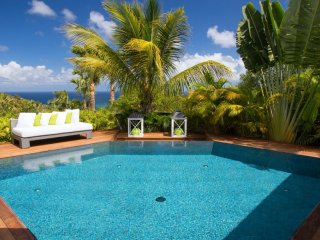 Villa Carmen  ^ Ocean View ^ Located in  Magnificent Vitet with Private Pool