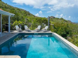 Villa Anais * Ocean View - Located in  Stunning Vitet with Private Pool