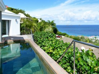 Villa Magic Bird ^ Ocean View :: Located in  Tropical Flamands with Private Pool