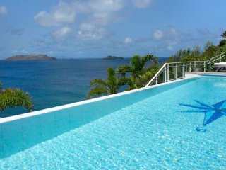 Villa Festival - Ocean Front * Located in  Stunning Pointe Milou with Private Po