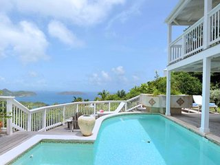 Villa Vagabond  :: Ocean View ^ Located in  Fabulous Salines with Private Pool