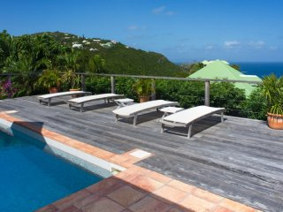 Villa Bijou  Ocean View, Private Pool