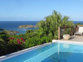 Villa Maracuja  * Ocean View # Located in  Exquisite Vitet with Private Pool
