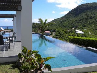 Villa Valley ^ Ocean View - Located in  Wonderful Vitet with Private Pool