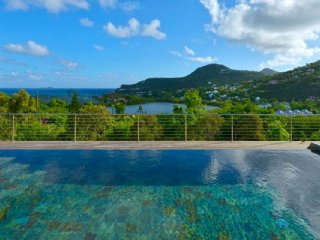 Villa Aya  ^ Ocean View :: Located in  Beautiful Saint Jean with Private Pool
