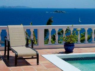 Villa Seascapes 3 Bedroom SPECIAL OFFER (Large Sliding Glass Doors Open Onto