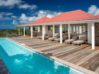 Villa Supersky  - Near Ocean - Located in  Wonderful Saint Jean with Private Poo