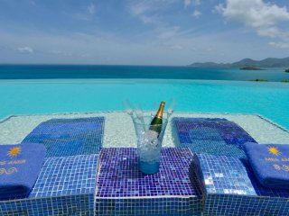 Villa Mes Amis 14 Bedroom (Undoubtedly The Finest Property In St. Martin, Mes Am