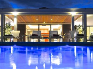 Villa Black Pearl  - Ocean View # Located in  Fabulous Marigot with Private Pool