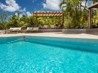 Villa SAS  # Ocean View ^ Located in  Wonderful Saint Jean with Private Pool