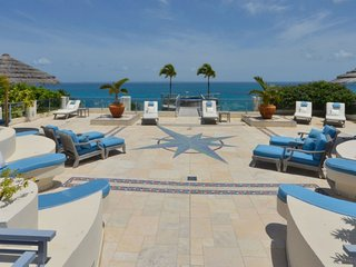 Villa Mes Amis 7 Bedroom (Undoubtedly The Finest Property In St. Martin, Mes Ami