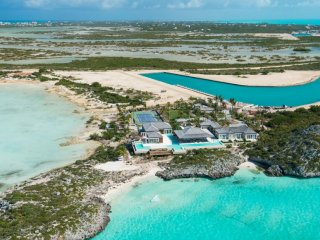 Turtle House (An Oasis Of Calm And Represents The Best The Turks & Caicos