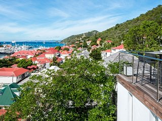 Casa Roc  - Ocean View # Located in  Fabulous Gustavia with Private Pool