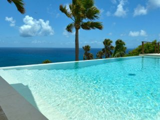 Villa Enzuma  (The Long Pool Overlooks The Ocean And Offers A Fantastic View Ove