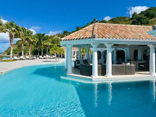 Villa Petite Plage 4  * Beach Front # Located in  Tropical Grand Case with Priva