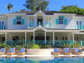Villa Moon Dance  (A Stunning Private Residence At The Heart Of Barbados