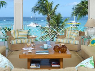 Smugglers Cove 5 4 Bedroom * Beach Front # Located in  Wonderful Saint James wit
